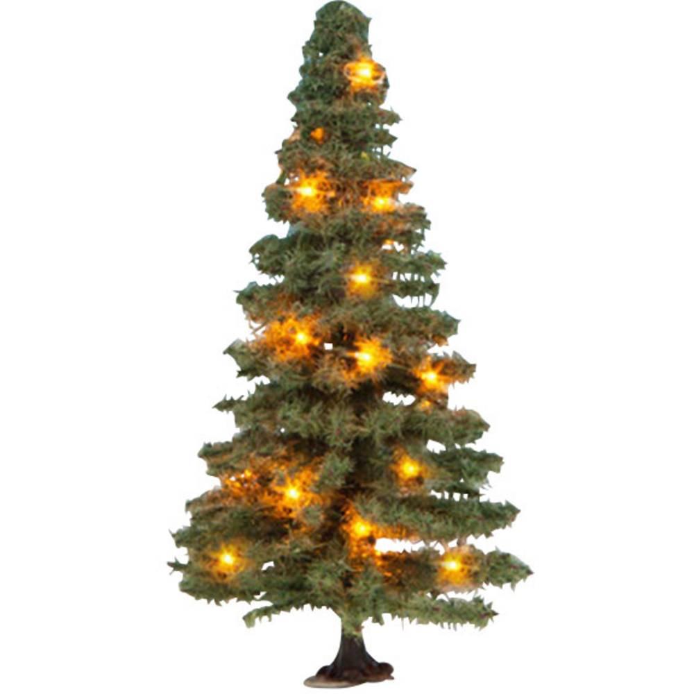 NOCH 0022121 strom vánoční stromek 80 mm 1 ks