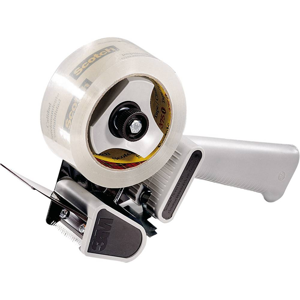 3M H180 ruční odvíječ lepicí pásky šedá 1 ks