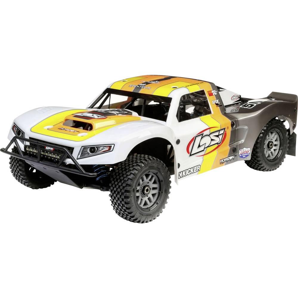 LOSI 5ive-T 2.0 RC model auta benzínový závodní RC model auta Short Course 4WD (4x4) BND 2,4 GHz