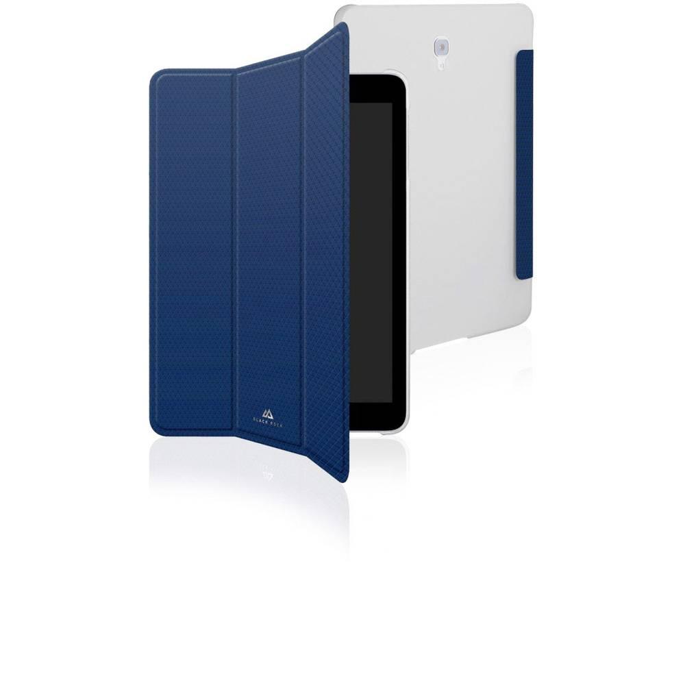 """Black Rock obal na tablet Vhodný pro velikosti displejů=26,7 cm (10,5"""") Flip Case Samsung Galaxy Tab A 10.5 tmavě modrá"""