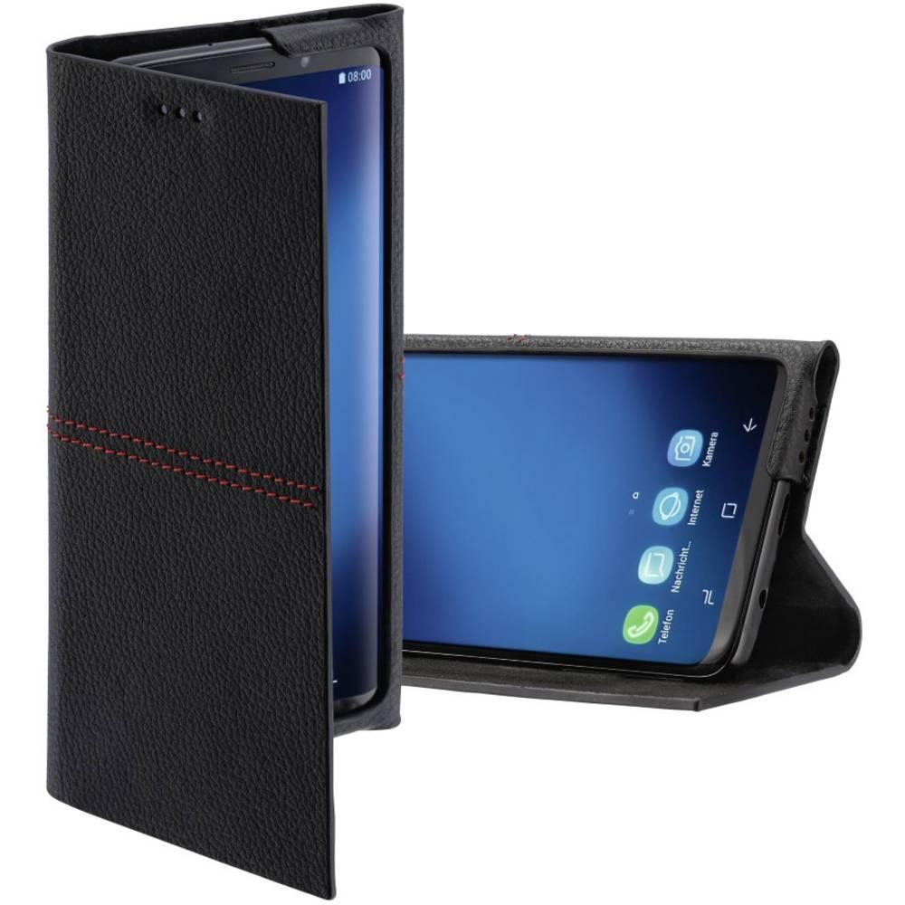 Hama Red Sensation No. 6 Booklet Samsung Galaxy S9 černá
