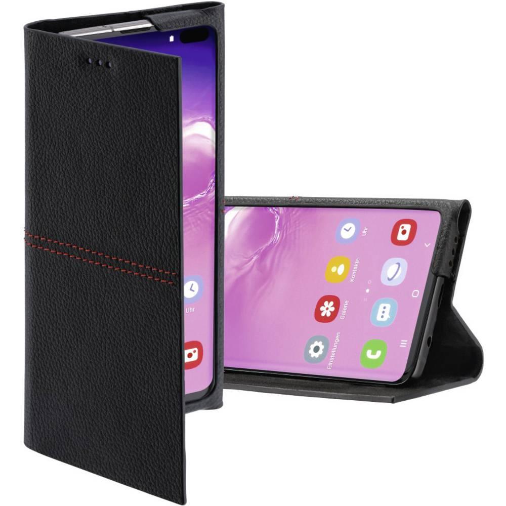 Hama Red Sensation No. 6 Booklet Samsung Galaxy S10+ černá, červená