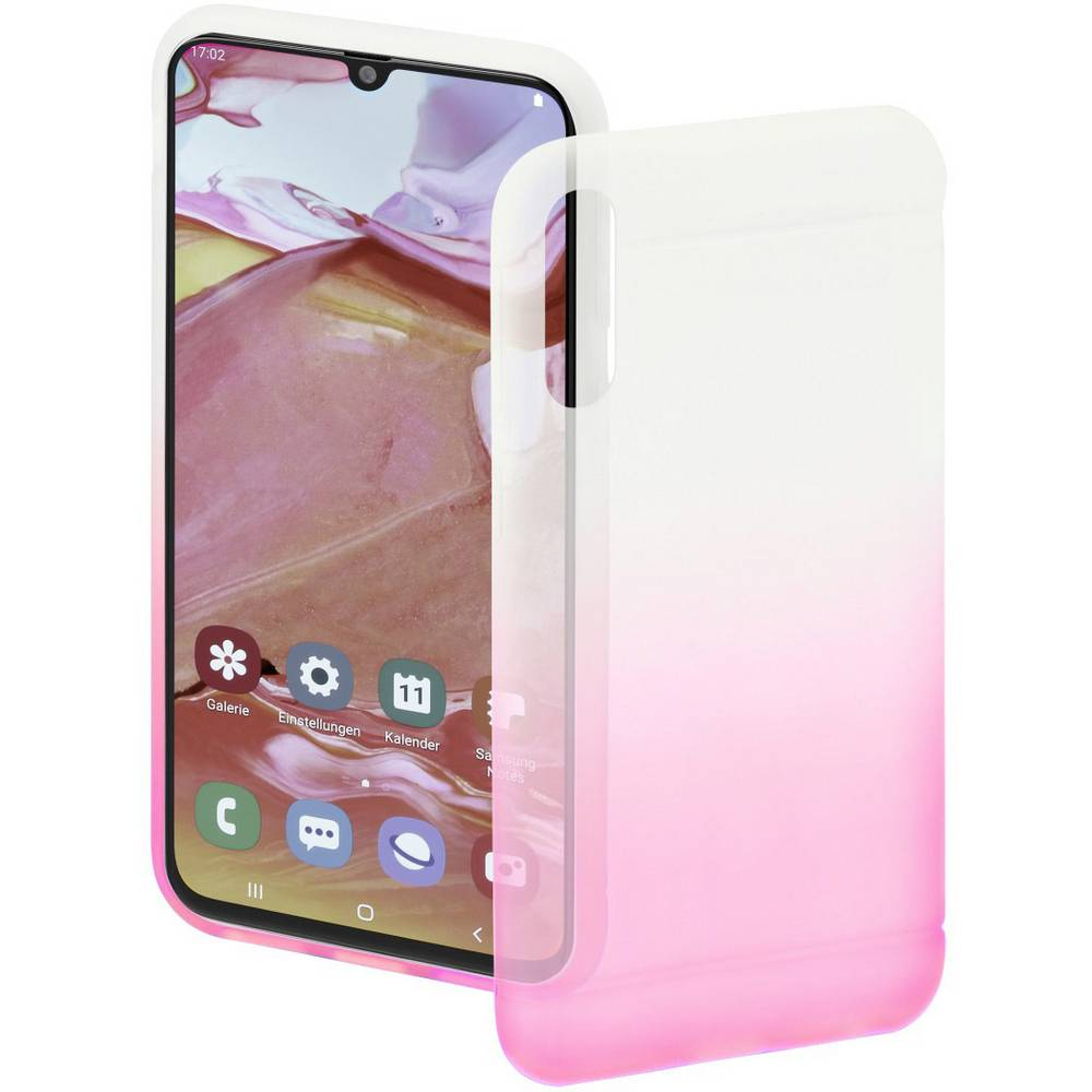 Hama Cover Colorful zadní kryt na mobil Samsung Galaxy A70 růžová