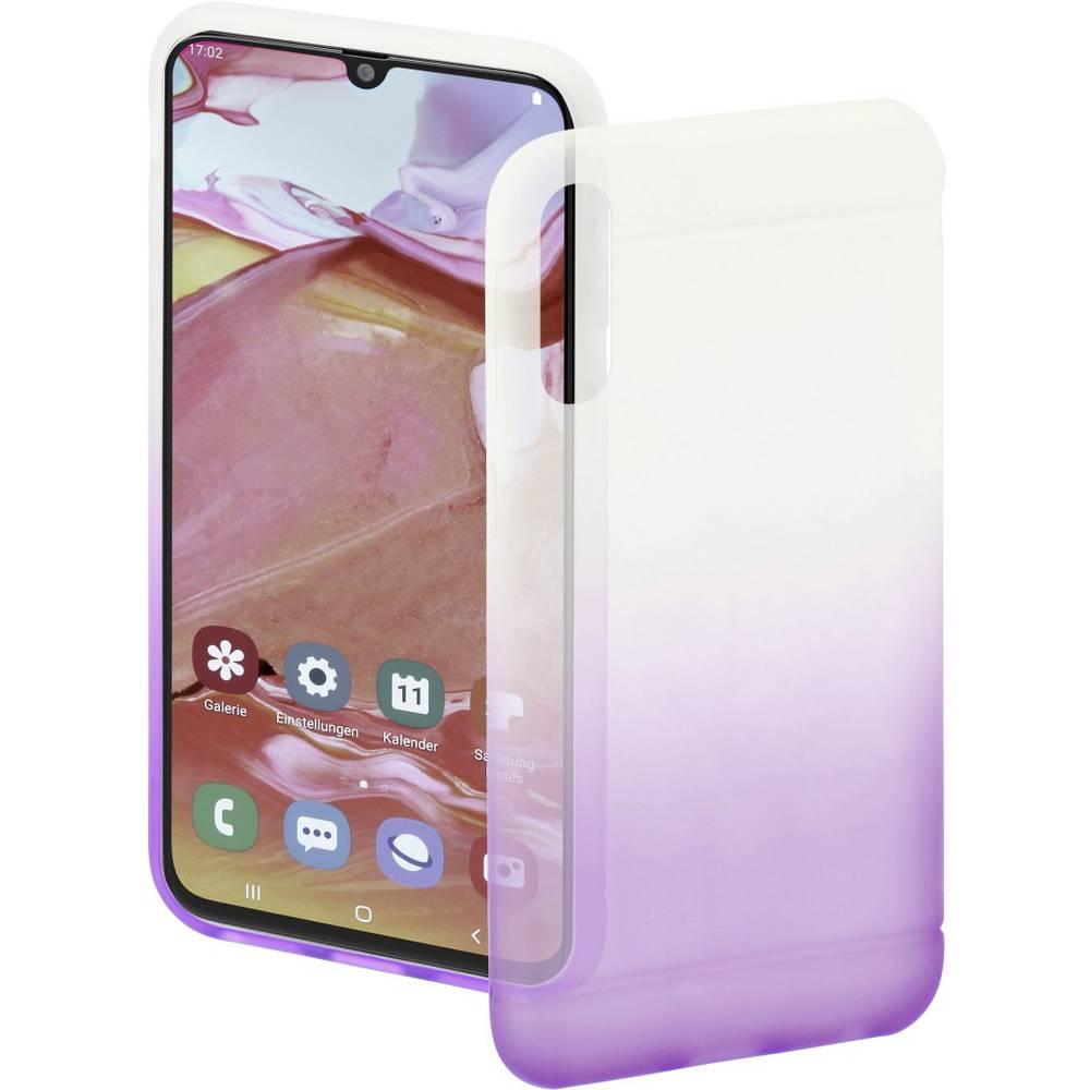 Hama Cover Colorful zadní kryt na mobil Samsung Galaxy A70 lila (transparentní)