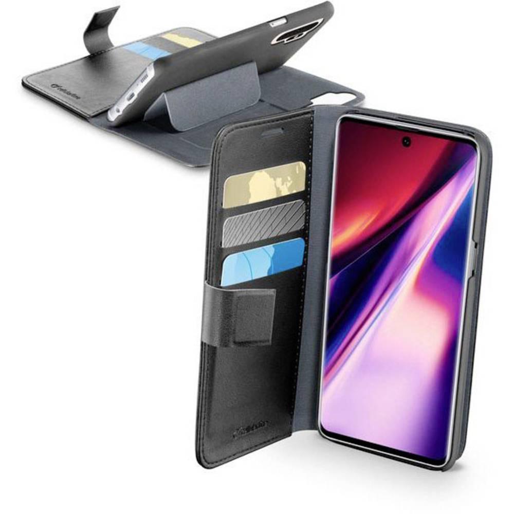 Cellularline Book Agenda zadní kryt na mobil Samsung Galaxy Note 10 Plus černá