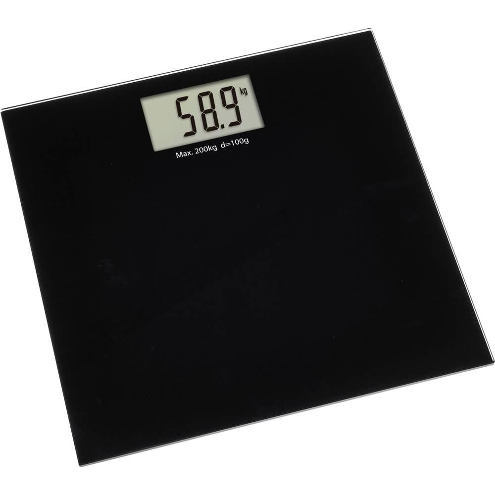 TFA Dostmann Step Plus digitální osobní váha Max. váživost=200 kg černá