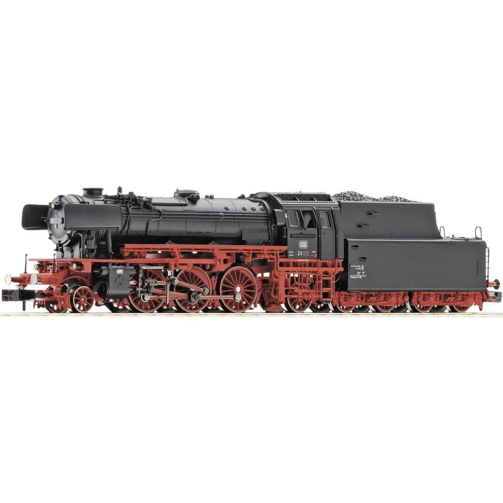 Fleischmann 712305 N parní lokomotiva BR 23 značky DB