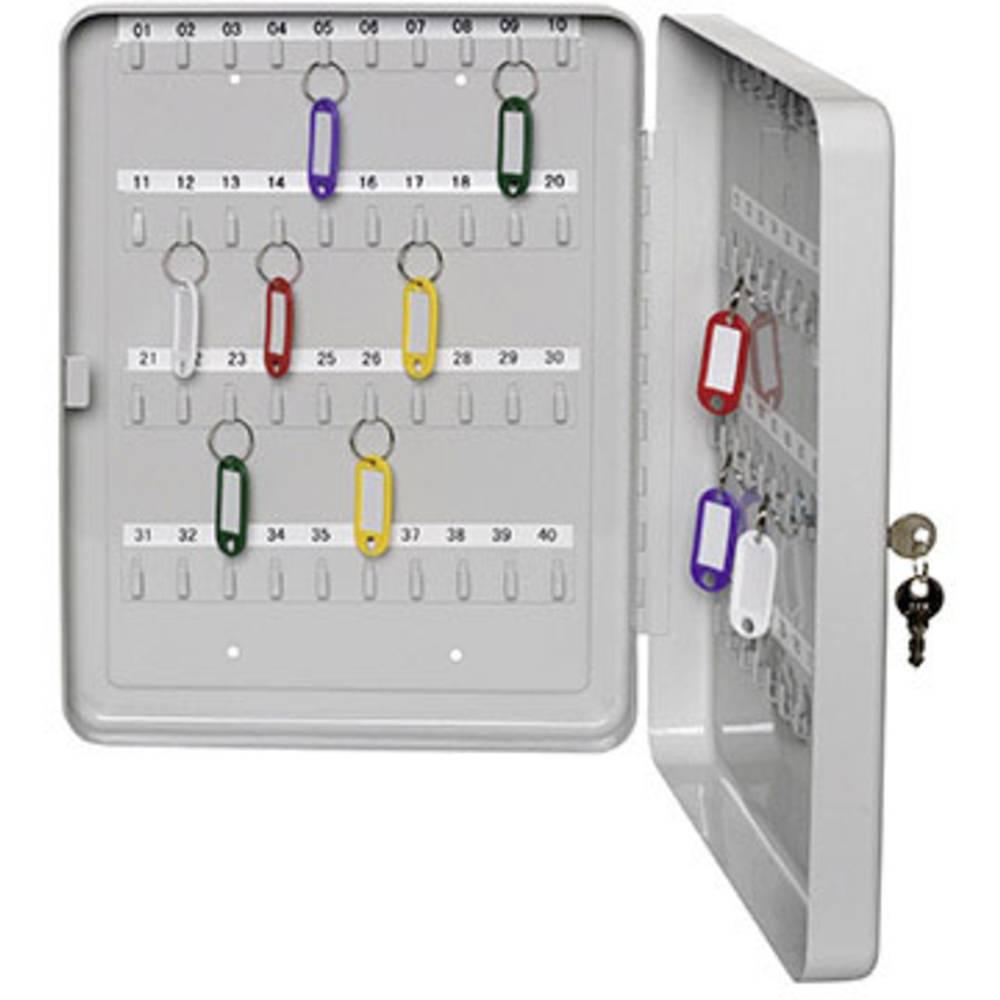 ALCO schránka na klíče 891 Počet háčků 30 světle zelená