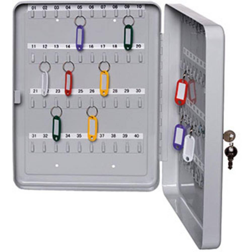 ALCO schránka na klíče 892 Počet háčků 40 světle zelená