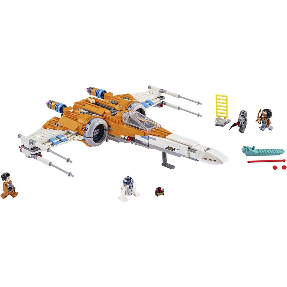 75273 LEGO® STAR WARS™ PoE Damons X-Wing Starfighter™