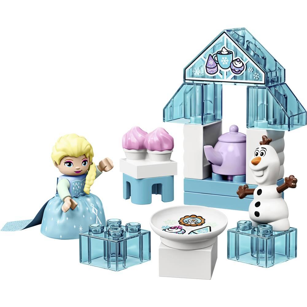 10920 LEGO® DUPLO® Elsas a Olafs EIS-Café