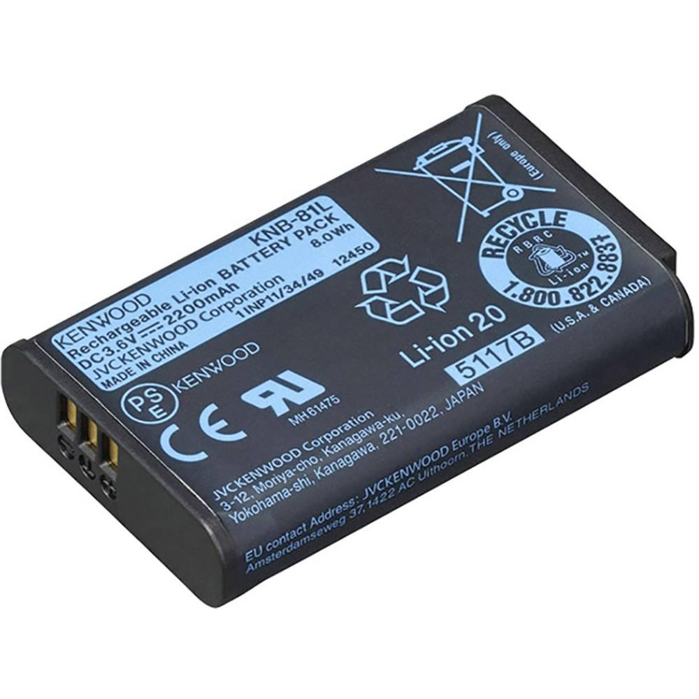 Kenwood náhradní akumulátor pro radiostanici