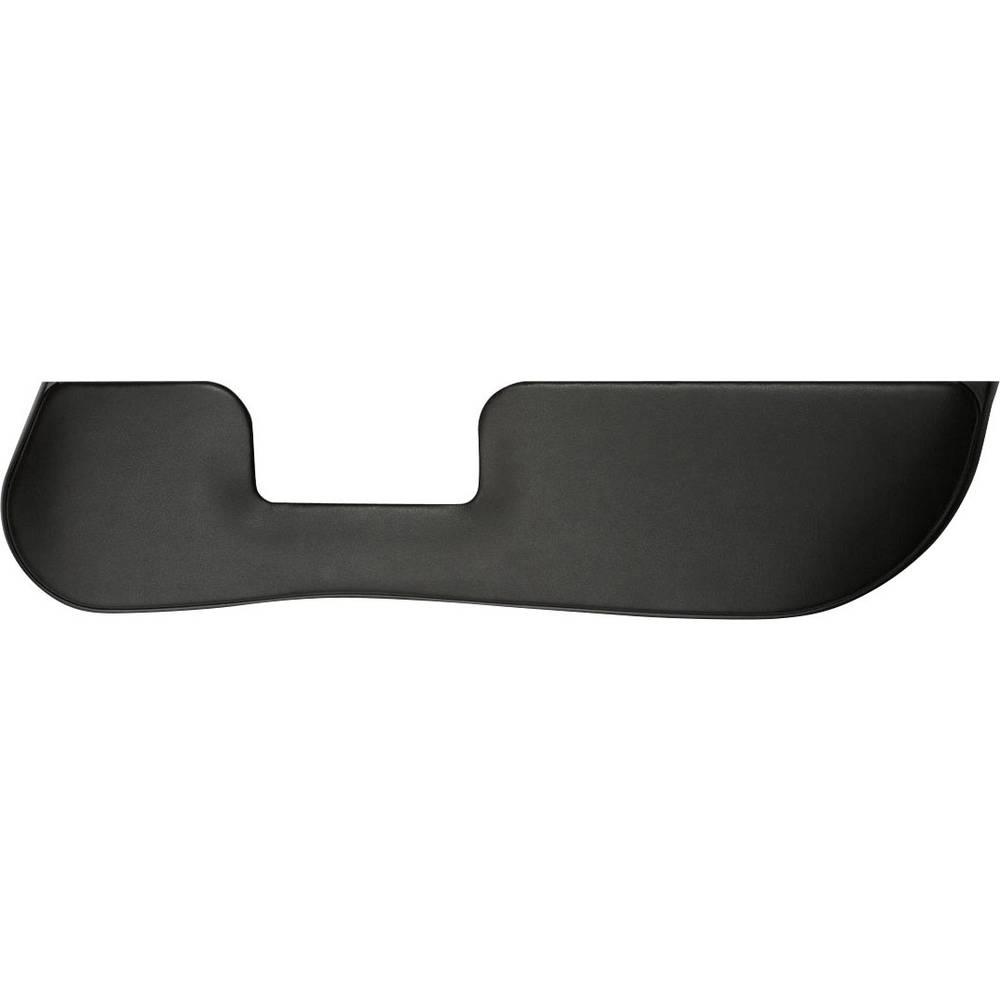 Contour Design RollerWave 3 podložka pod myš s opěrkou pod zápěstí ergonomická černá (š x v x h) 510 x 27 x 122 mm