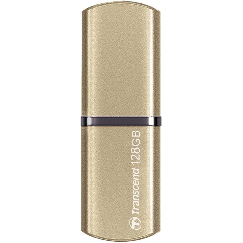 Transcend TS128GJF820G USB flash disk 128 GB zlatá TS128GJF820G USB 3.2 (Gen 1x1)
