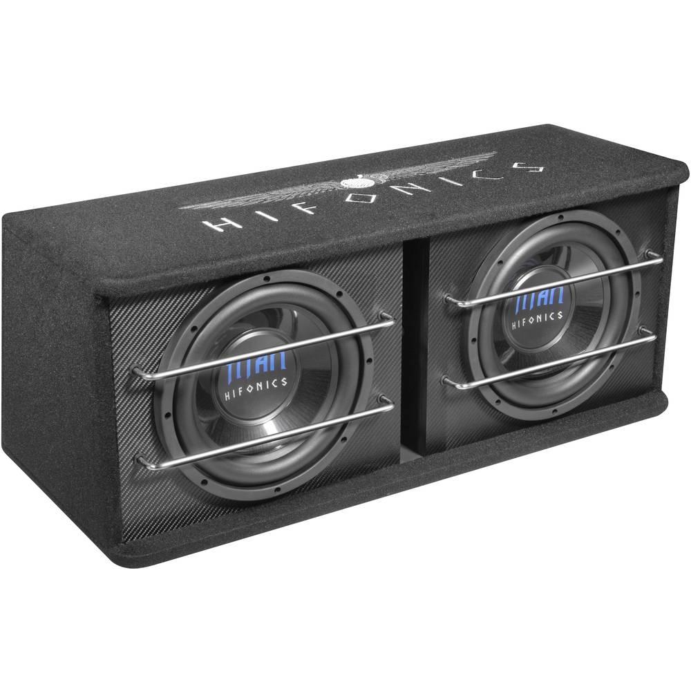 Hifonics TD-250R box na subwoofer do auta