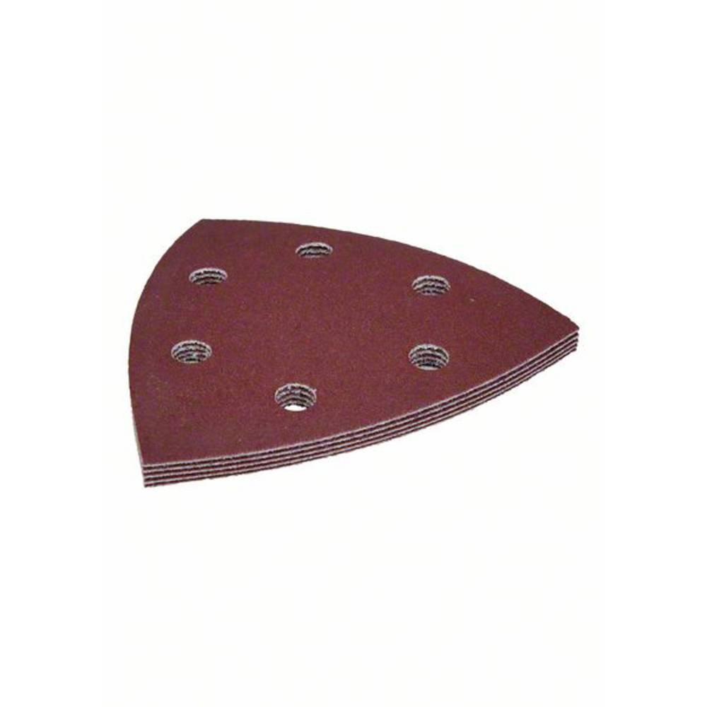 Bosch Accessories 2608621687 brusný papír pro delta brusky Zrnitost 120 (d x š) 93 mm x 93 mm 1 ks