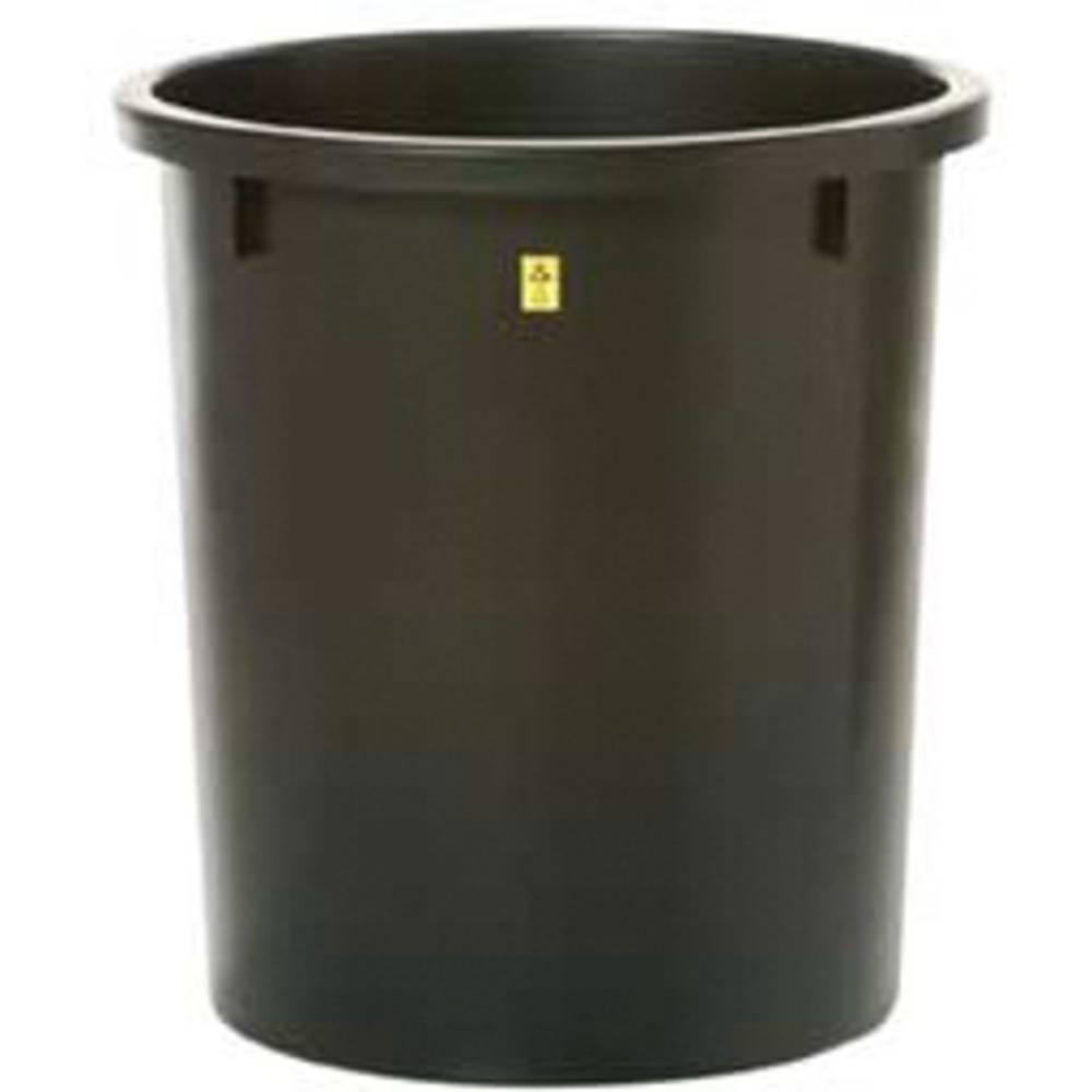 Manuflex LH1020 odpadkový koš 35 l (Ø x v) 395 mm x 420 mm 1 ks