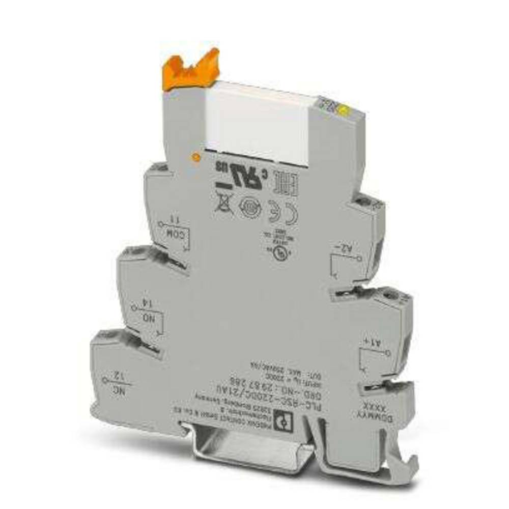 Phoenix Contact PLC-RSC-220DC/21AU reléový modul Jmenovité napětí: 220 V/DC Spínací proud (max.): 50 mA 1 přepínací kontakt 1 ks