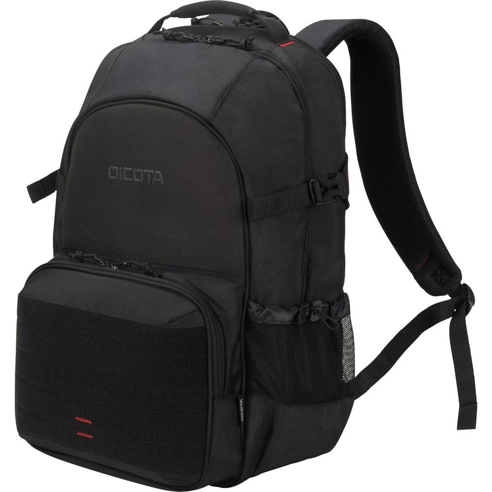 "Dicota batoh na notebooky DICOTA Hero ESPORTS - Notebook-Rucksack s max.velikostí: 43,9 cm (17,3"") černá"