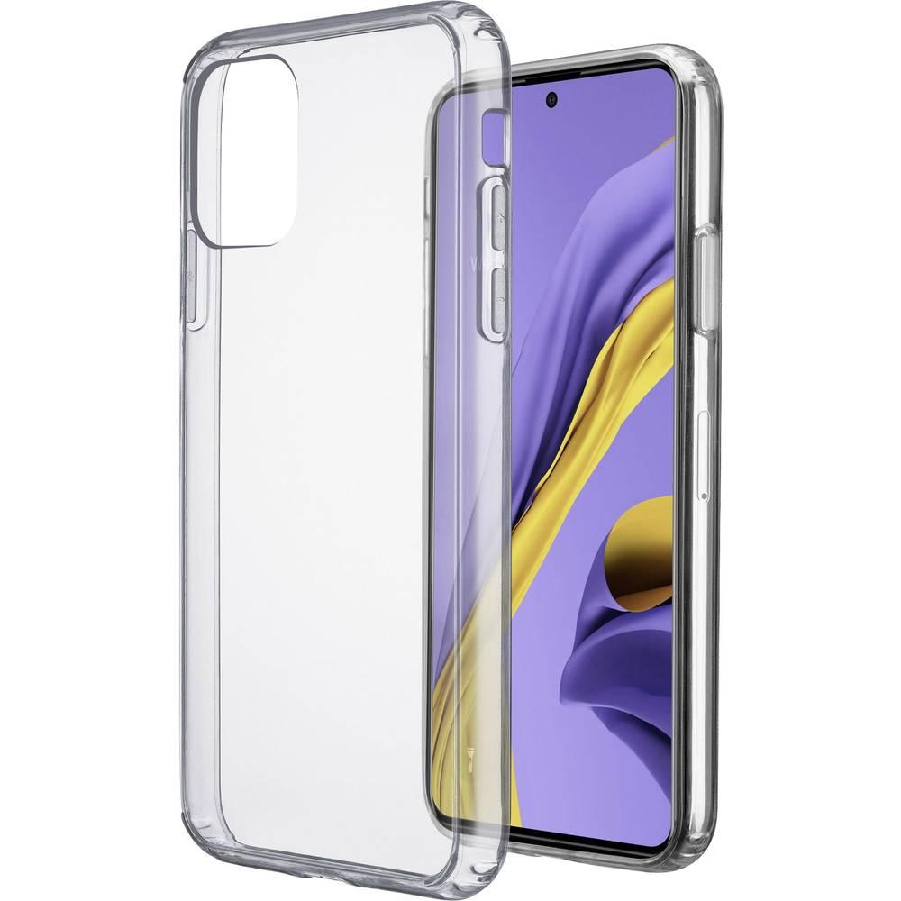 Cellularline CLEARDUOGALA51T zadní kryt na mobil Samsung Galaxy A51 transparentní