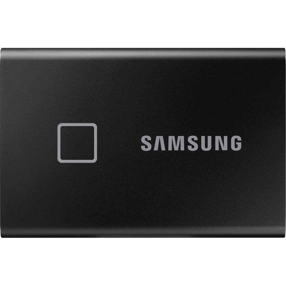 Samsung Portable T7 Touch 500 GB externí SSD disk USB 3.2 (Gen 2) černá MU-PC500K/WW