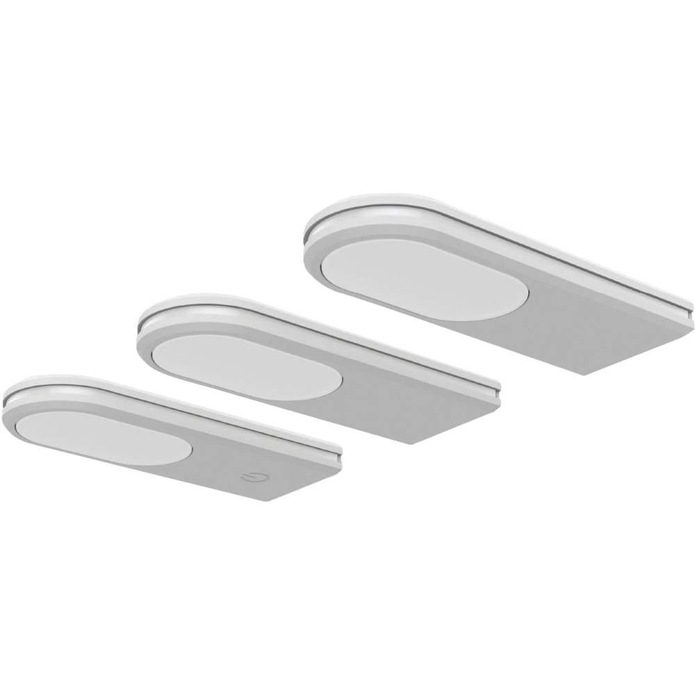 Müller-Licht Leuchtmittel zapuštěné svítidlo sada 3 ks LED pevně vestavěné LED 14 W