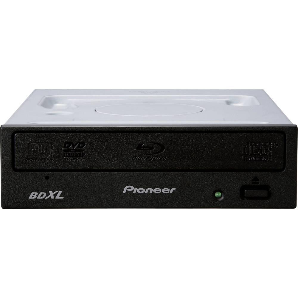 Pioneer BDR-212EBK interní Blu-ray vypalovačka Retail SATA černá