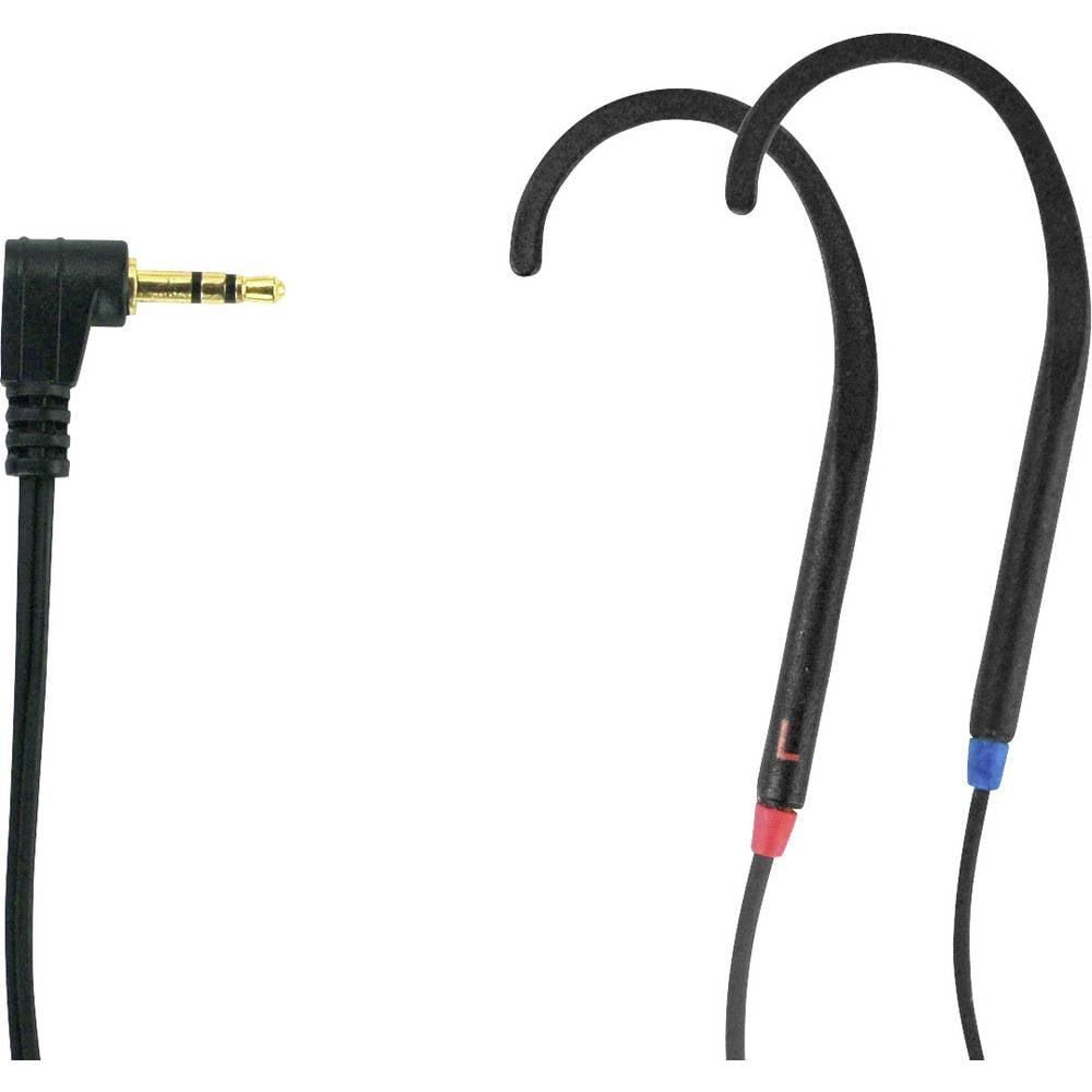 Geemarc CLHOOK3 Headset jack 3,5 mm na kabel do uší , na uši, přes uši černá