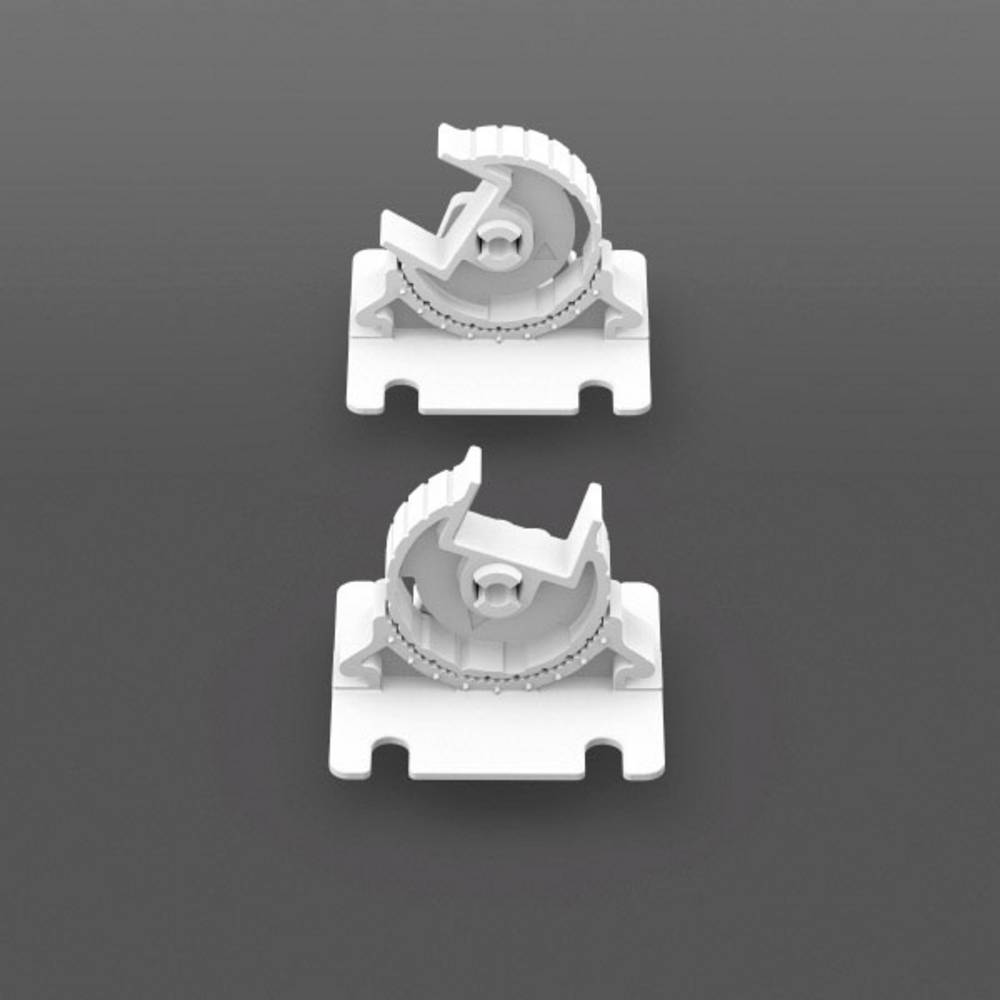 RZB Kanal LED it Strip bock, verstellbar, 2Stück 6200800403 montážní klips
