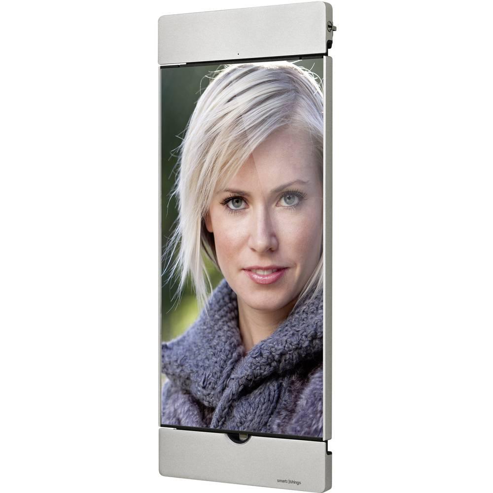 Smart Things sDock s21 držák na zeď pro iPad stříbrná Vhodný pro: iPad 10.2 (2019), iPad Pro 10.5, iPad Air (3. generace), iPad 10.2 (2020)