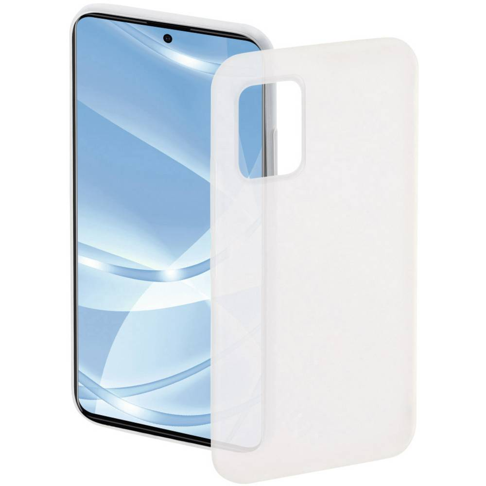 Hama Ultra Slim Flexible Cover Samsung Galaxy A71 bílá (transparentní)