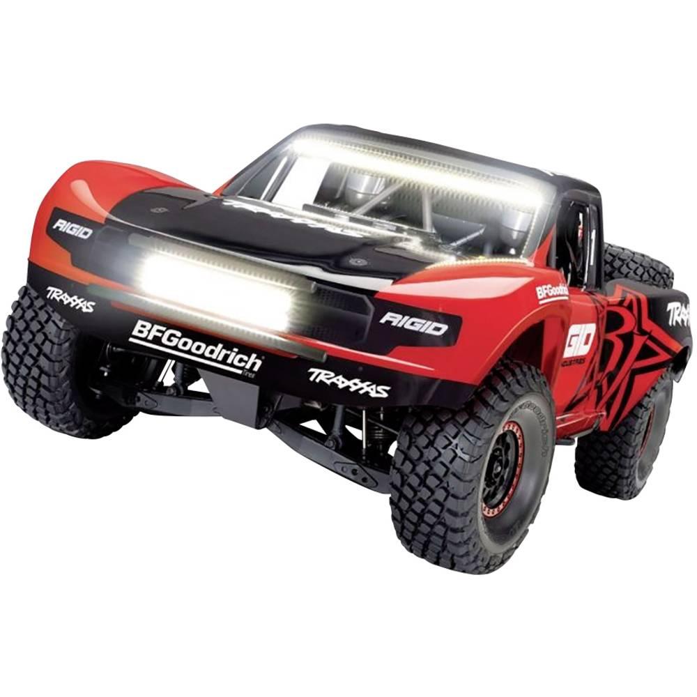 Traxxas Unlimited Desert VXL Rigid červená, černá střídavý (Brushless) RC model auta elektrický závodní RC model auta Short Course 4WD (4x4) RtR 2,4 GHz