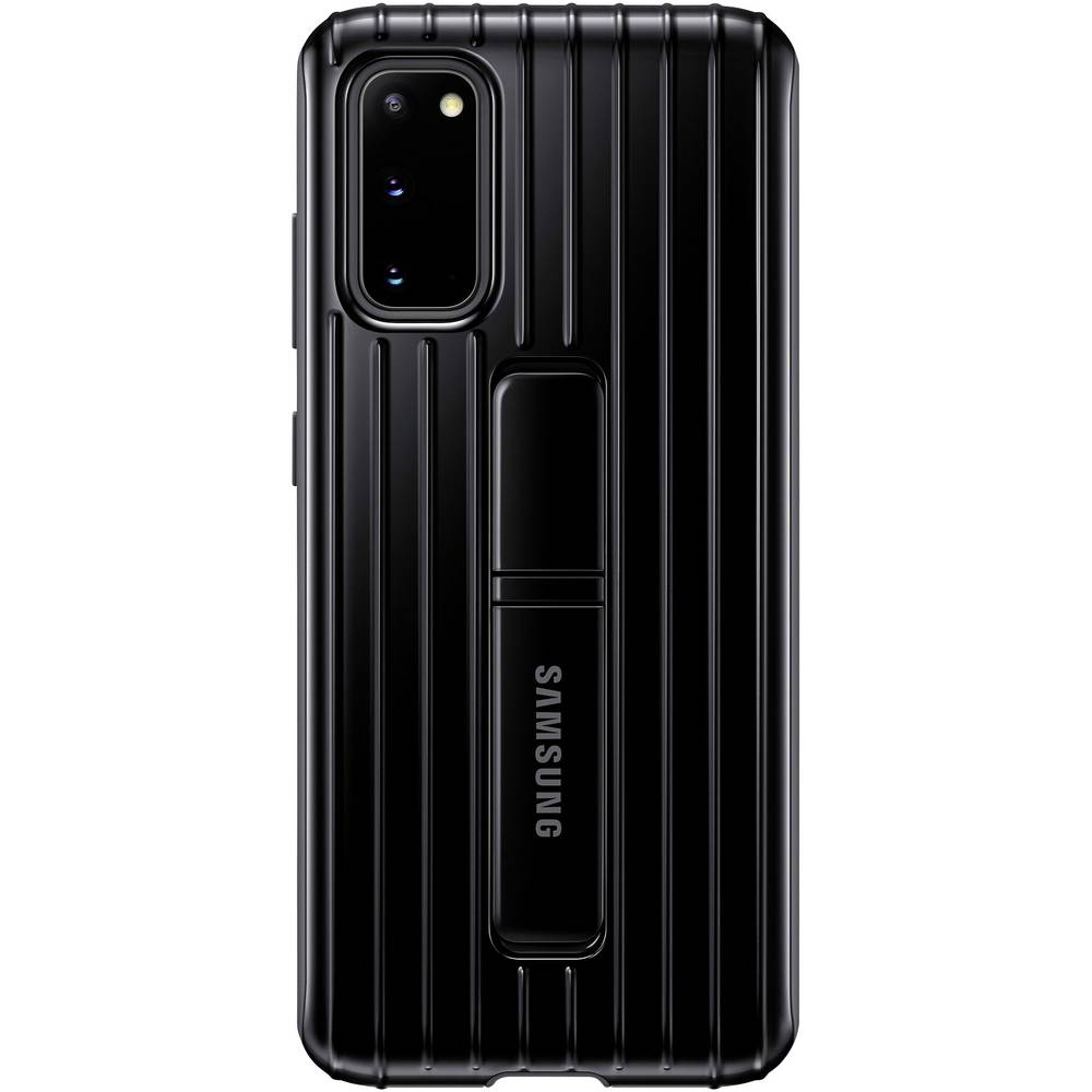 Samsung Protective Standing Cover Cover Samsung Galaxy S20 černá