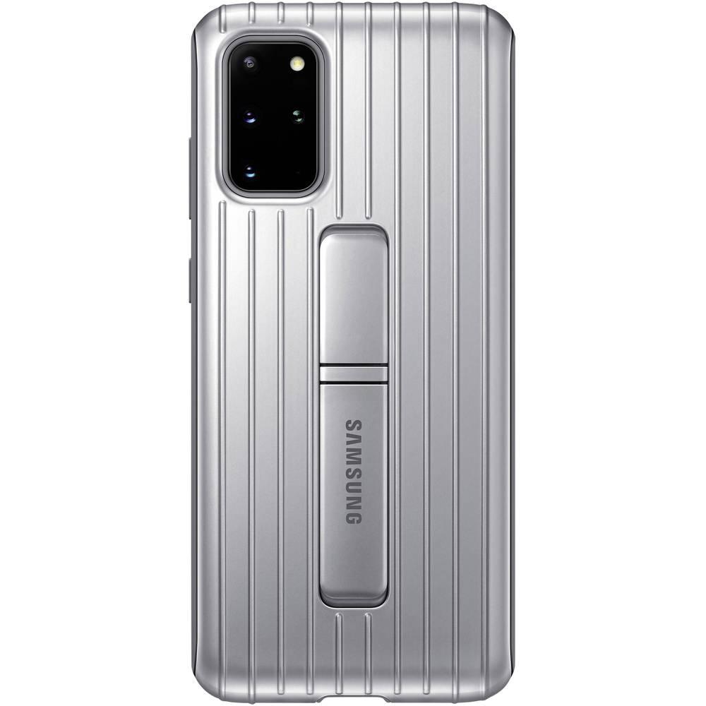 Samsung Protective Standing Cover Cover Samsung Galaxy S20+ stříbrná