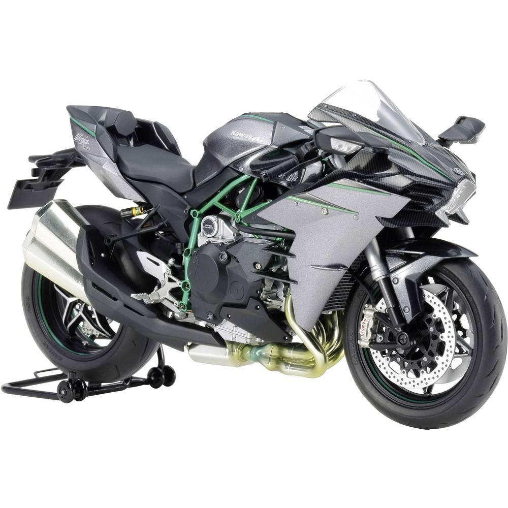 Tamiya 14136 Kawasaki Ninja H2 Carbon motocyklový model, stavebnice 1:12