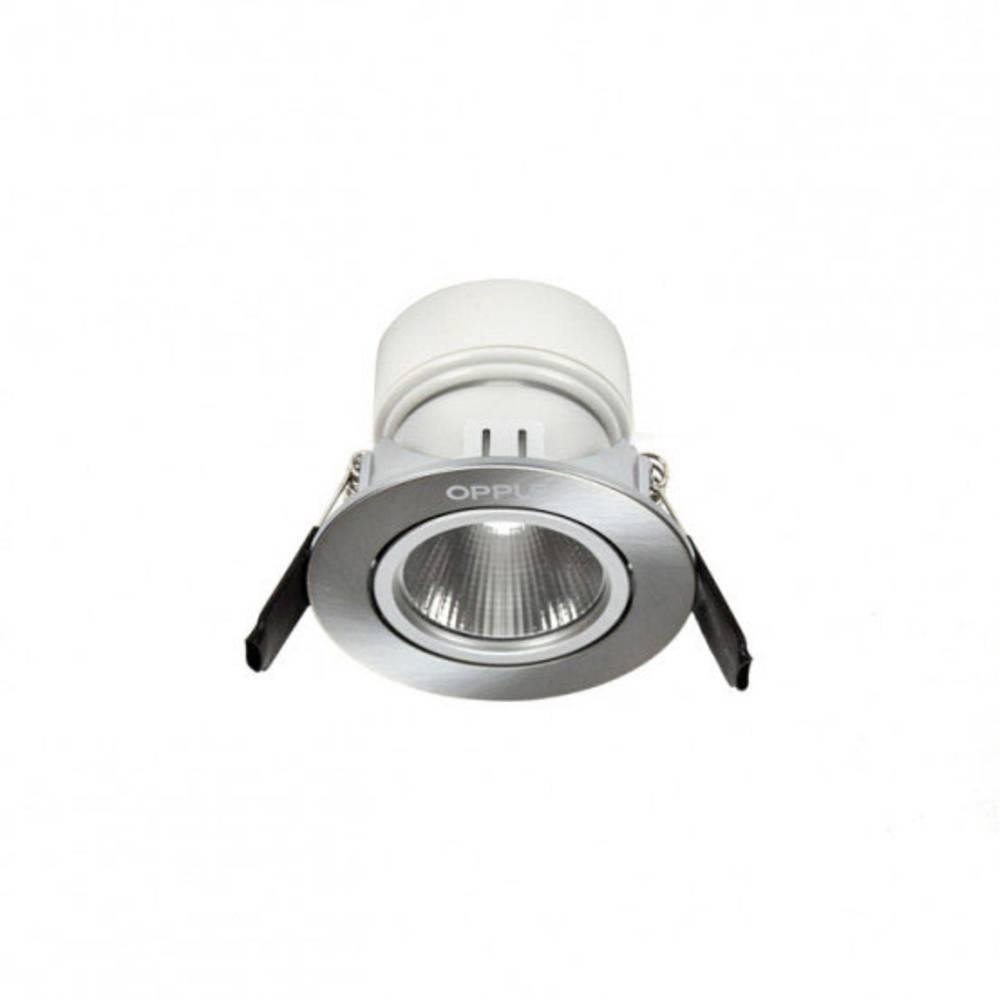 Opple Chalice 140044064 LED stavební reflektor 4.5 W teplá bílá hliník (kartáčovaný)