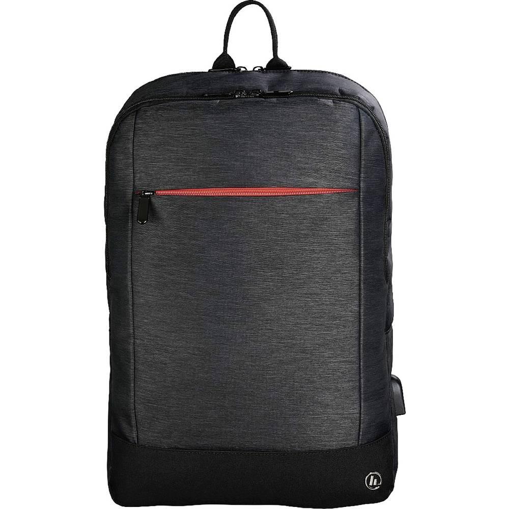 """Hama batoh na notebooky Manchester s max.velikostí: 43,9 cm (17,3"""") černá"""
