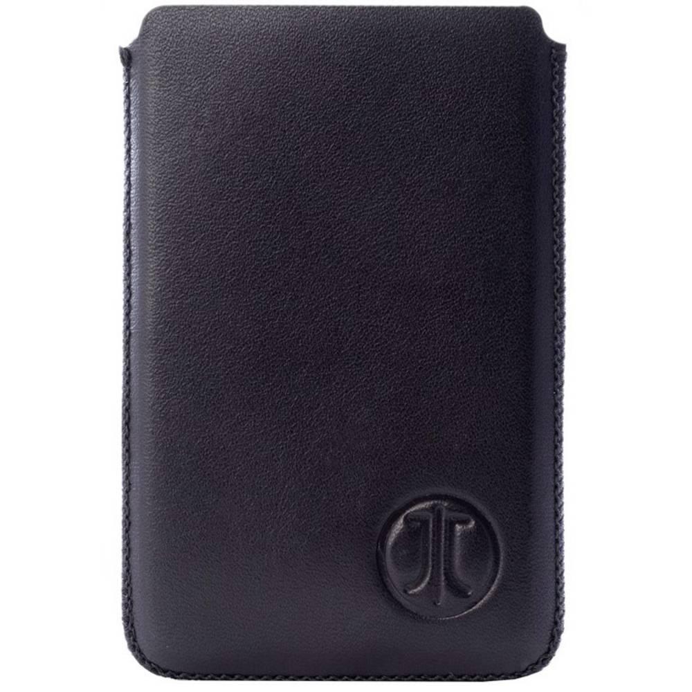 JT Berlin 10197 Premium pouzdro na kreditní karty, platební karty, vizitky černá kůže