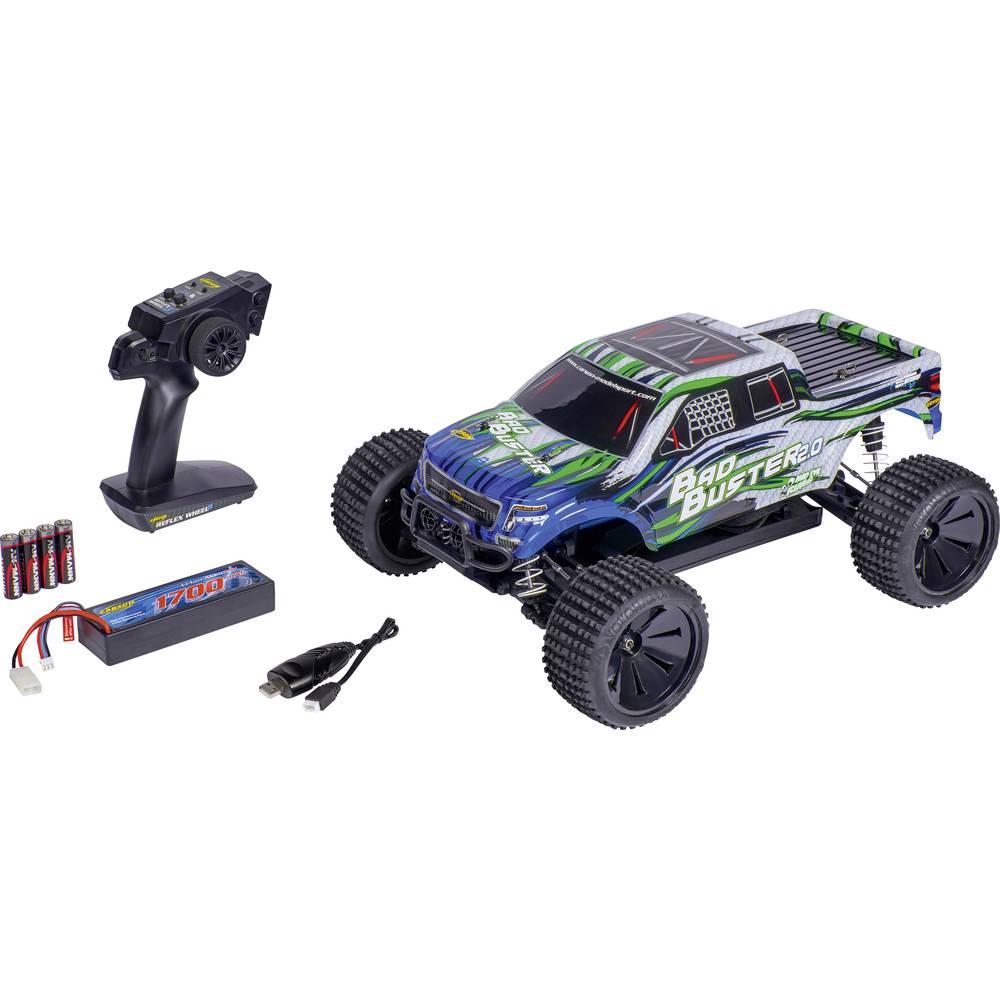 Carson Modellsport Bad Buster 1:10 RC model auta elektrický monster truck 4WD (4x4) RtR 2,4 GHz