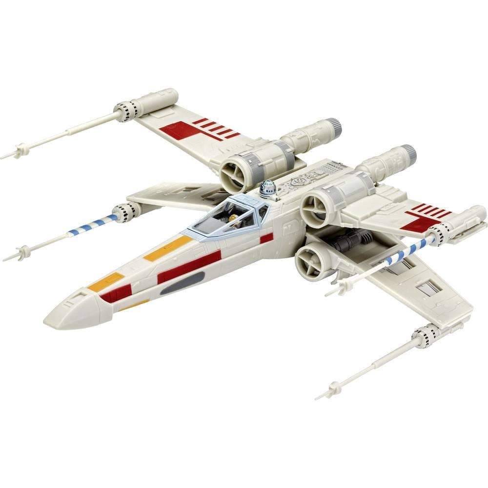 Revell 06779 Star Wars X-wing Fighter sci-fi model, stavebnice 1:57