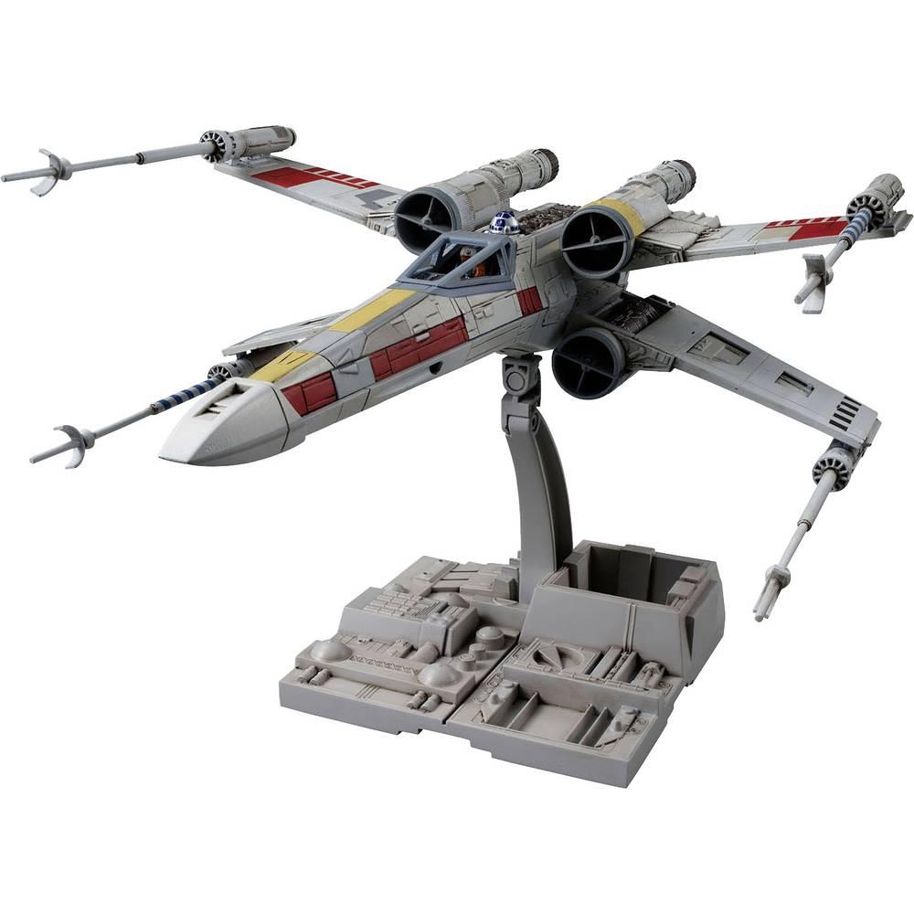 Revell 01200 Star Wars X-Wing Starfighter sci-fi model, stavebnice 1:72