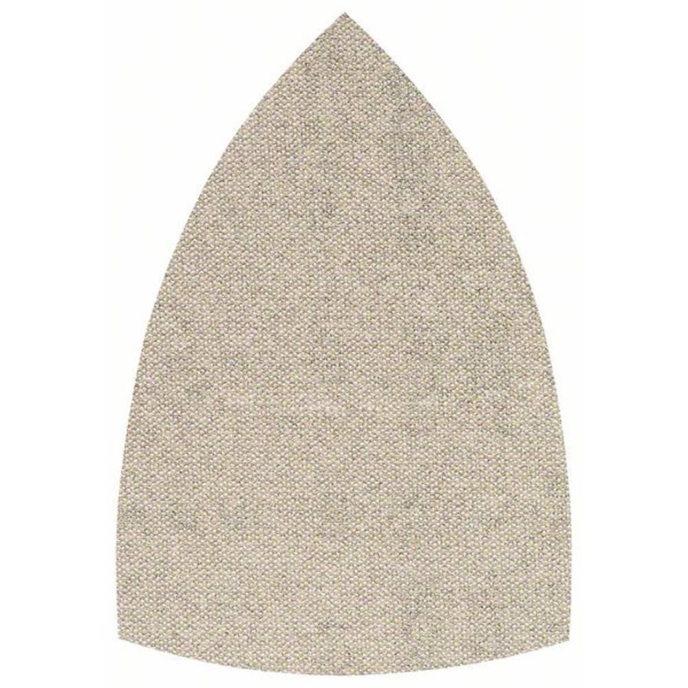 Bosch Accessories 2608621207 brusný papír pro delta brusky Zrnitost 80 10 ks