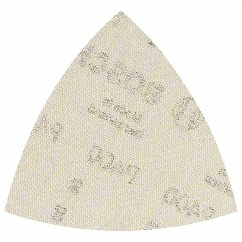 Bosch Accessories 2608621197 brusný papír pro delta brusky Zrnitost 400 5 ks