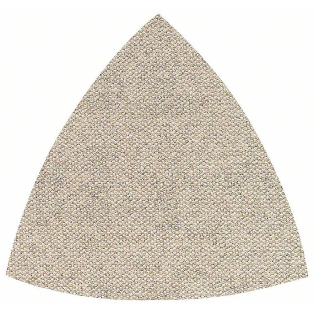 Bosch Accessories 2608621189 brusný papír pro delta brusky Zrnitost 80 5 ks