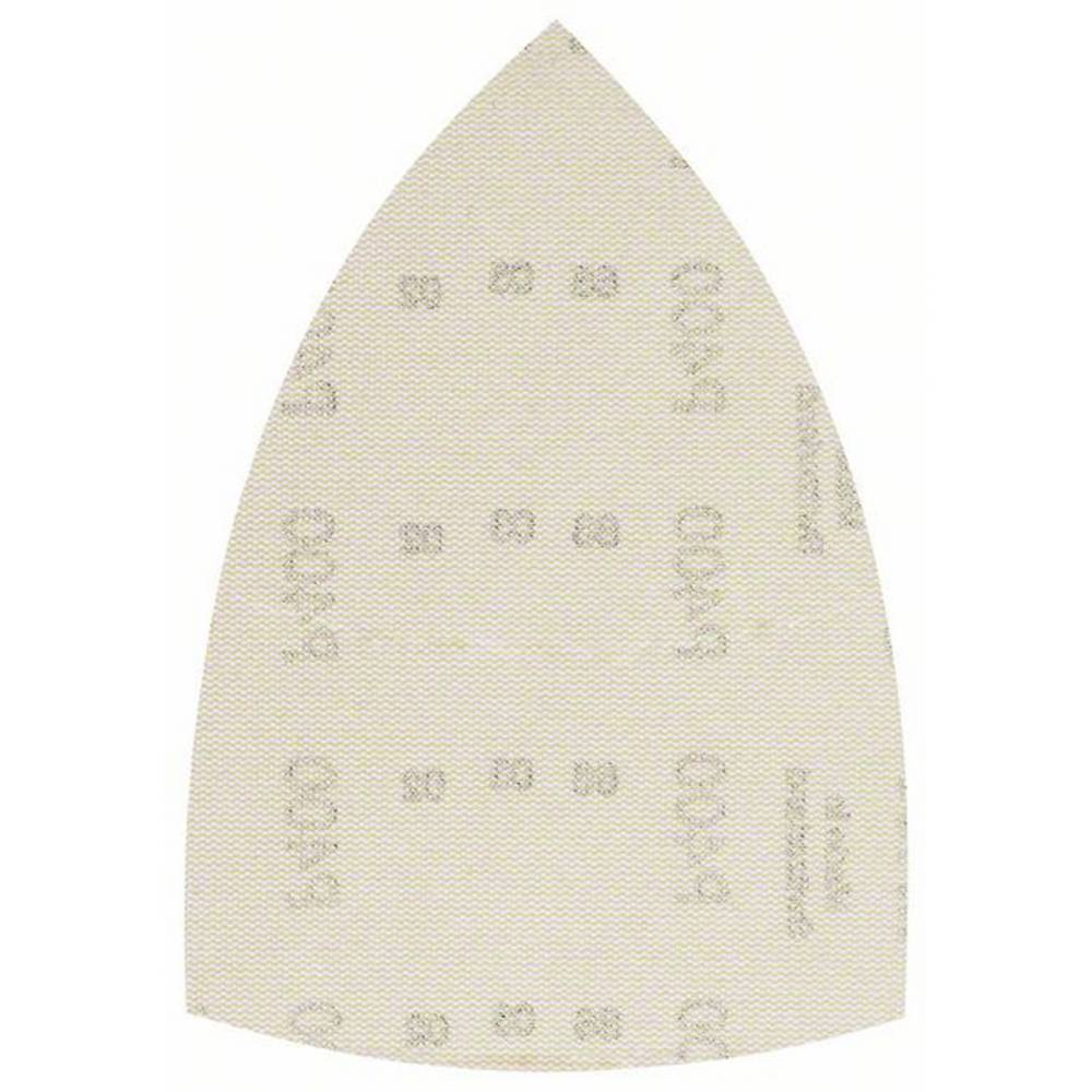 Bosch Accessories 2608621215 brusný papír pro delta brusky Zrnitost 400 10 ks