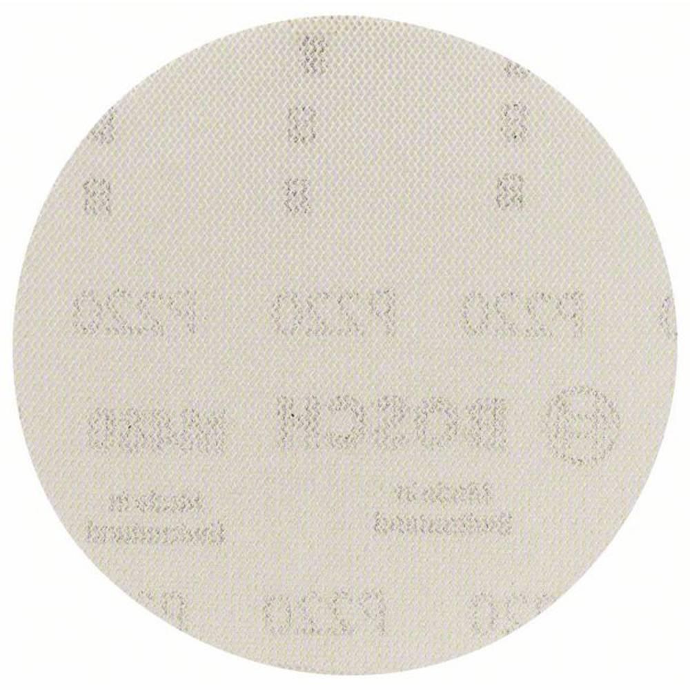 Bosch Accessories 2608621140 2608621140 brusné papíry pro excentrické brusky Zrnitost 220 (Ø) 115 mm 5 ks
