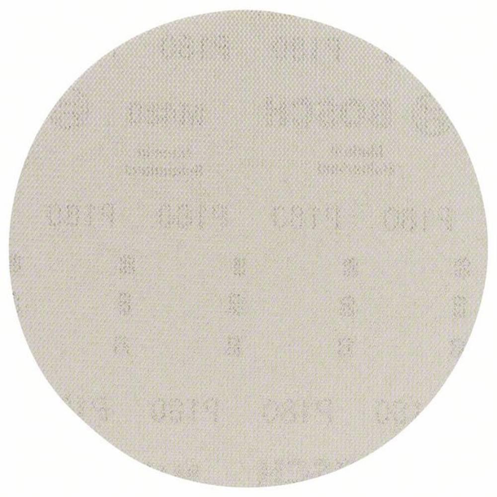 Bosch Accessories 2608621166 2608621166 brusné papíry pro excentrické brusky Zrnitost 180 (Ø) 150 mm 5 ks
