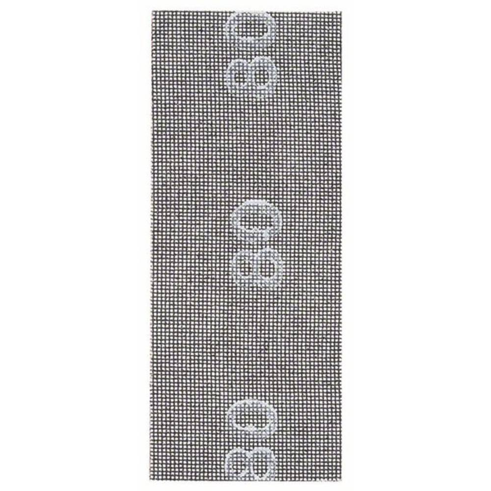 Bosch Accessories 2608608N25 ruční brusný papír Zrnitost 80 (Ø x d) 93 mm x 230 mm 5 ks