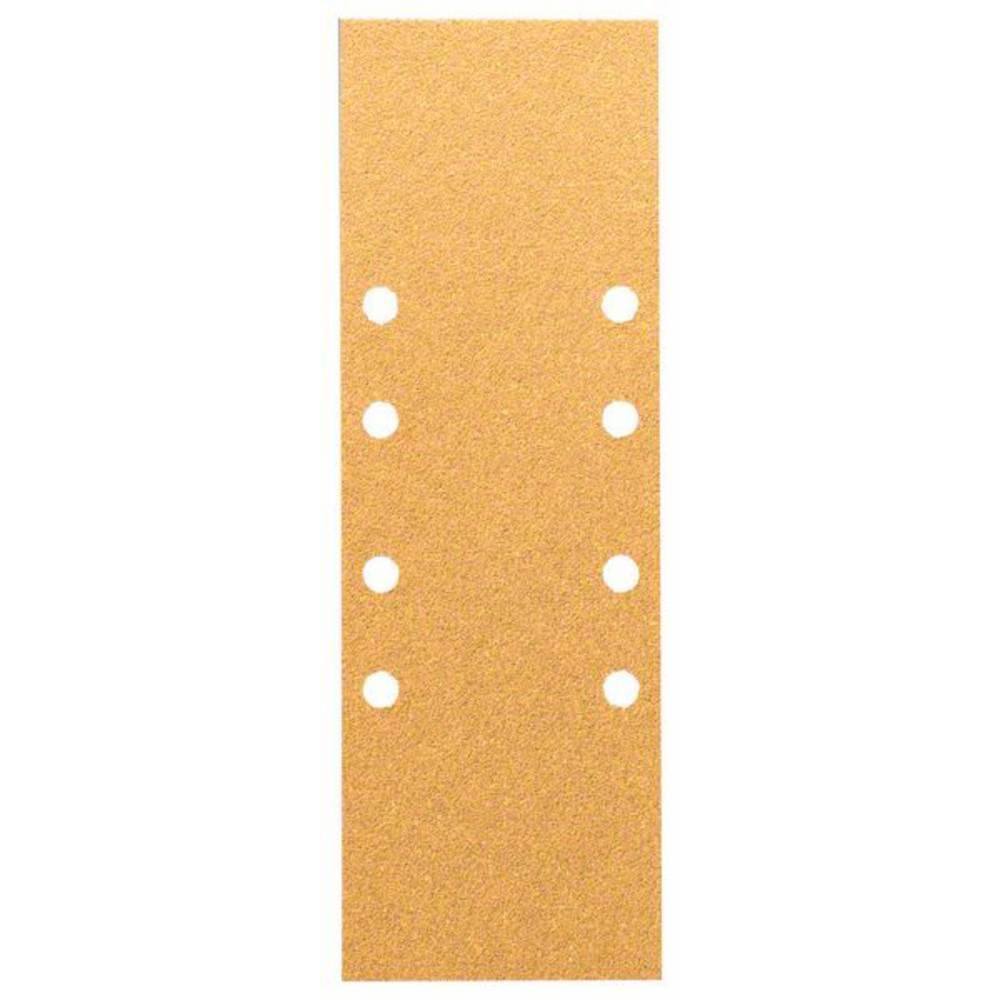 Bosch Accessories 2608608X99 2608608X99 brusný papír Zrnitost 60, 80, 120 (Ø x d) 93 mm x 230 mm 10 ks