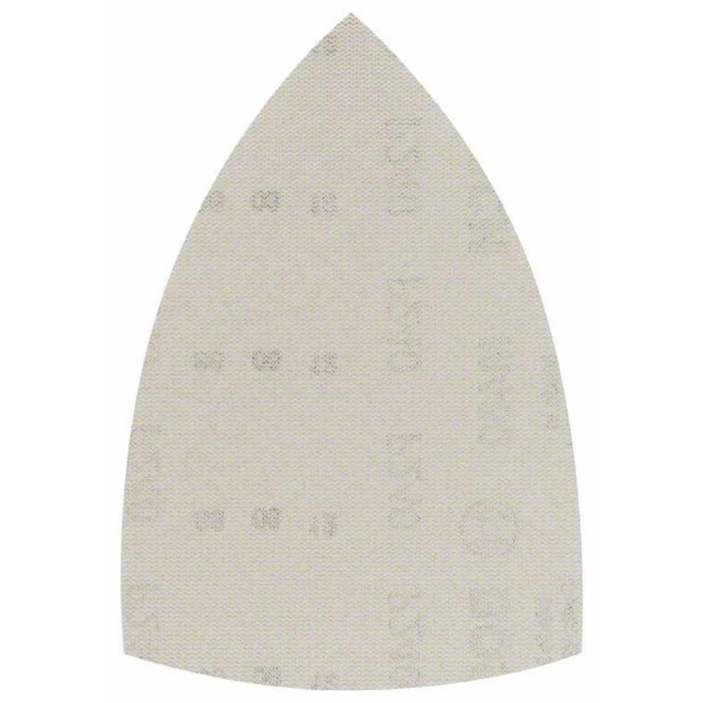 Bosch Accessories 2608621213 brusný papír pro delta brusky Zrnitost 240 10 ks